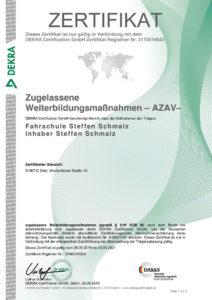 Zertifikat-AZAV-Massnahmen-§81